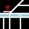 Bite location map