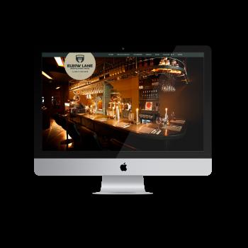 Elbow Lane web site